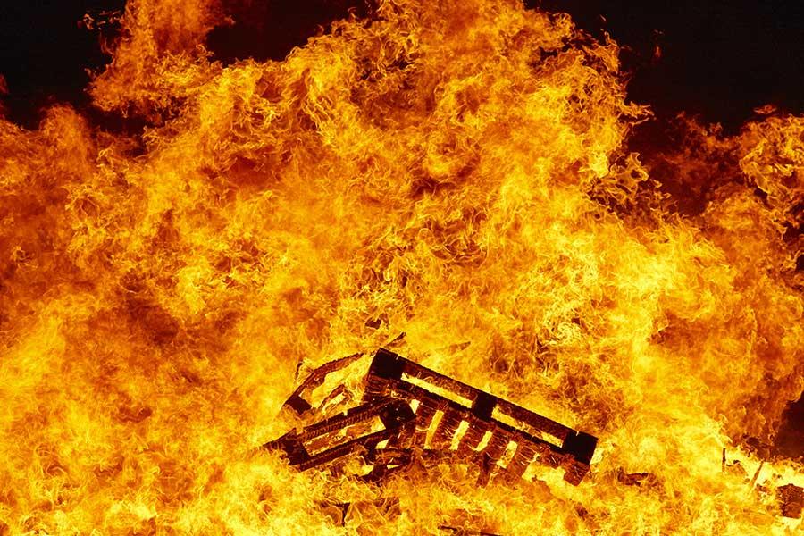 Responsabilidades en relación con la seguridad en caso de incendio y el cumplimiento de la CPR
